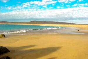 Playa Bahía Cisne