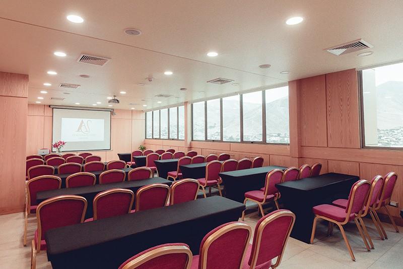 Salón Azurita